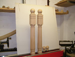 GJ Joinery - Woodturning Kent